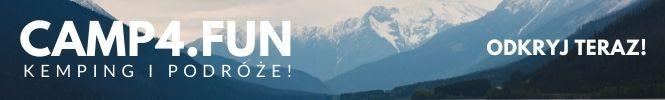 Camp4Fun to największa w polskim internecie mapa kempingów
