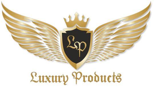 Teksty na stronę dla Luxury Products