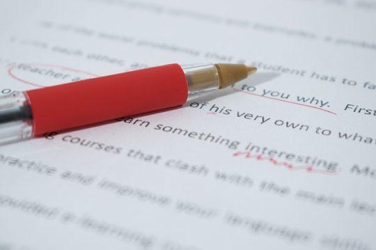 Korekta i redakcja tekstu