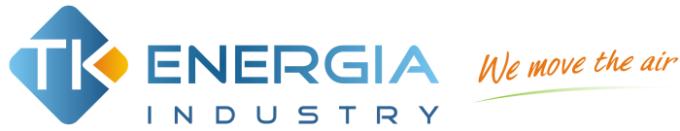 Tekst sprzedażowy dla TK Energia produkującego wentylatory przemysłowe